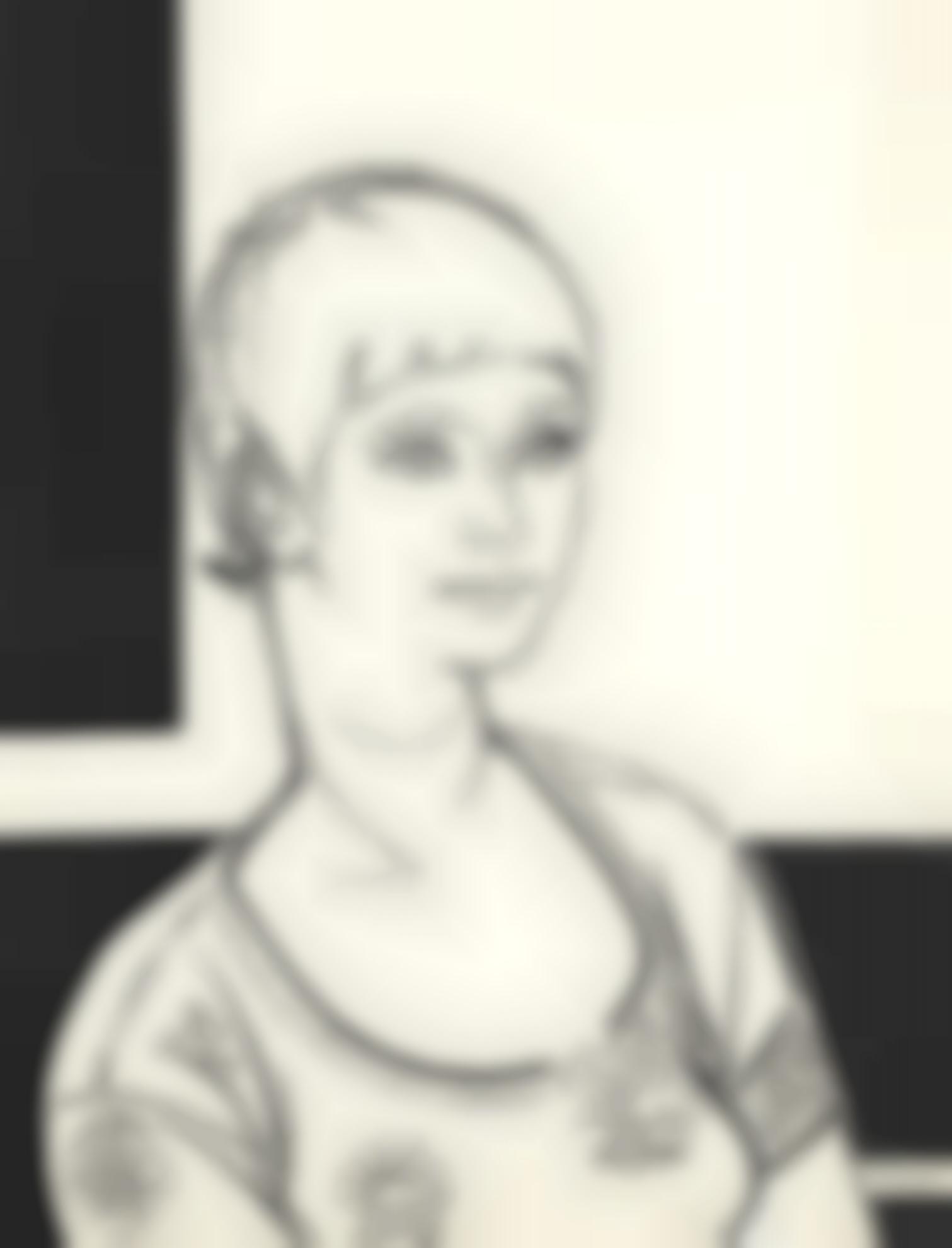 Francoise Gilot-A Live Study Of Laetitia-1972