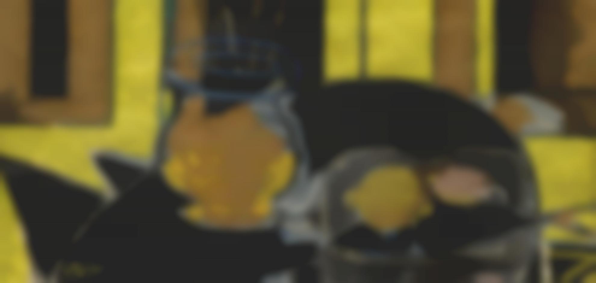 Georges Braque-Nature Morte Au Poisson Et Citrons-1943