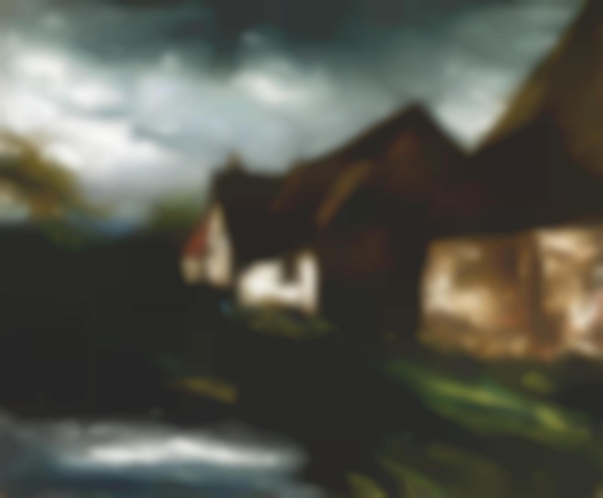 Maurice de Vlaminck-Paysage Avec Maisons-