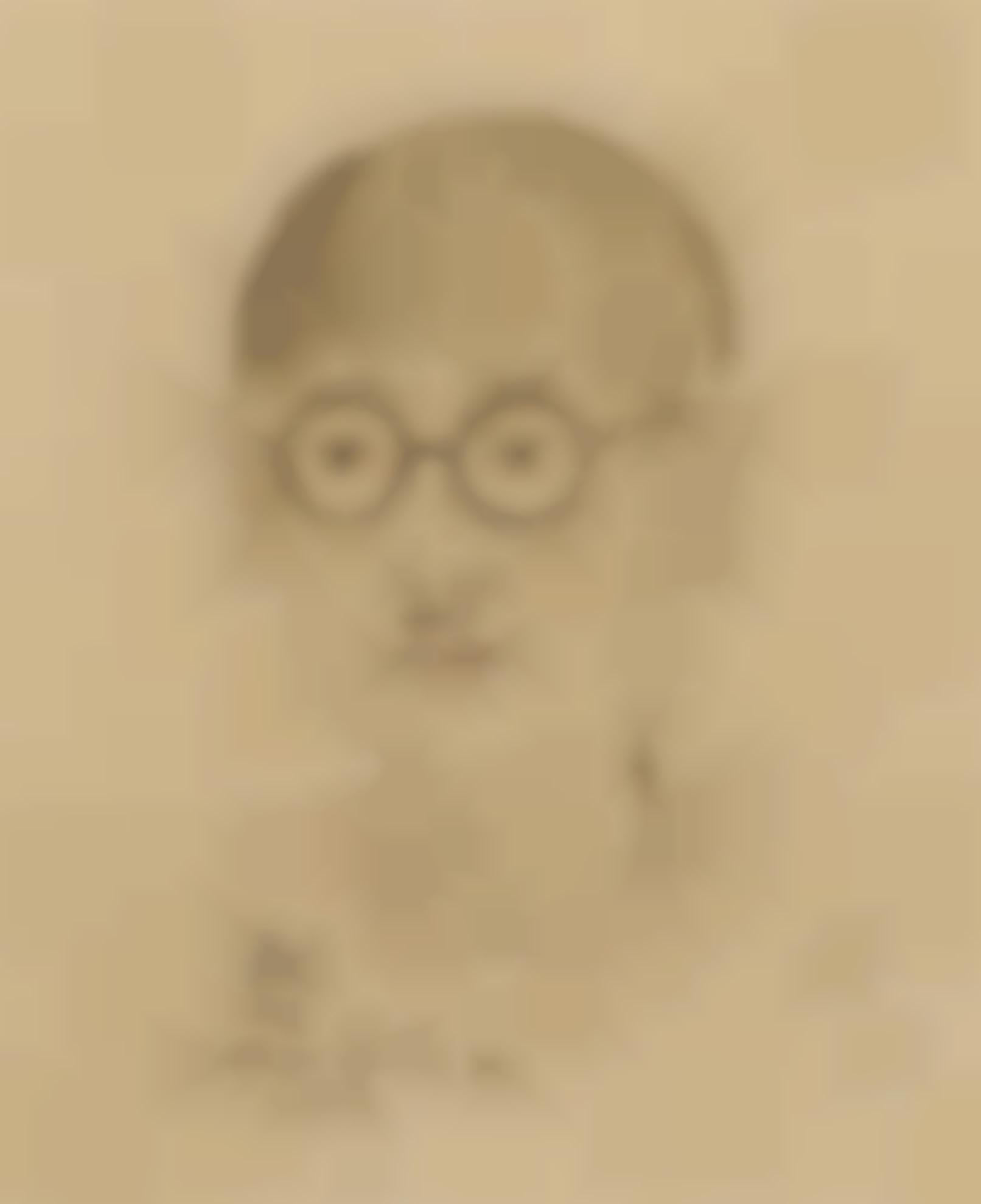 Tsuguharu Foujita-Autoportrait-1931