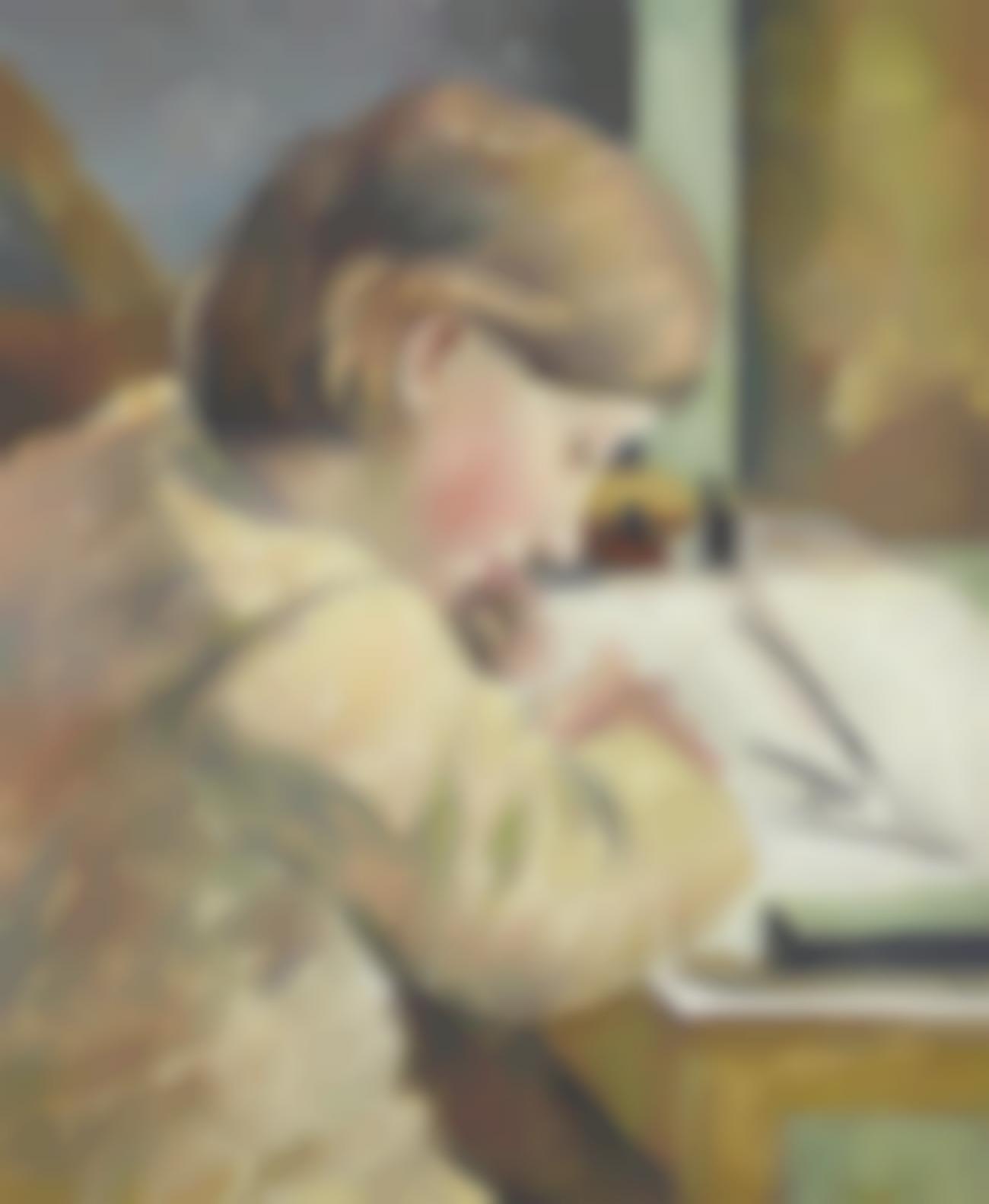 Camille Pissarro-Paul-Emile Ecrivant-1894