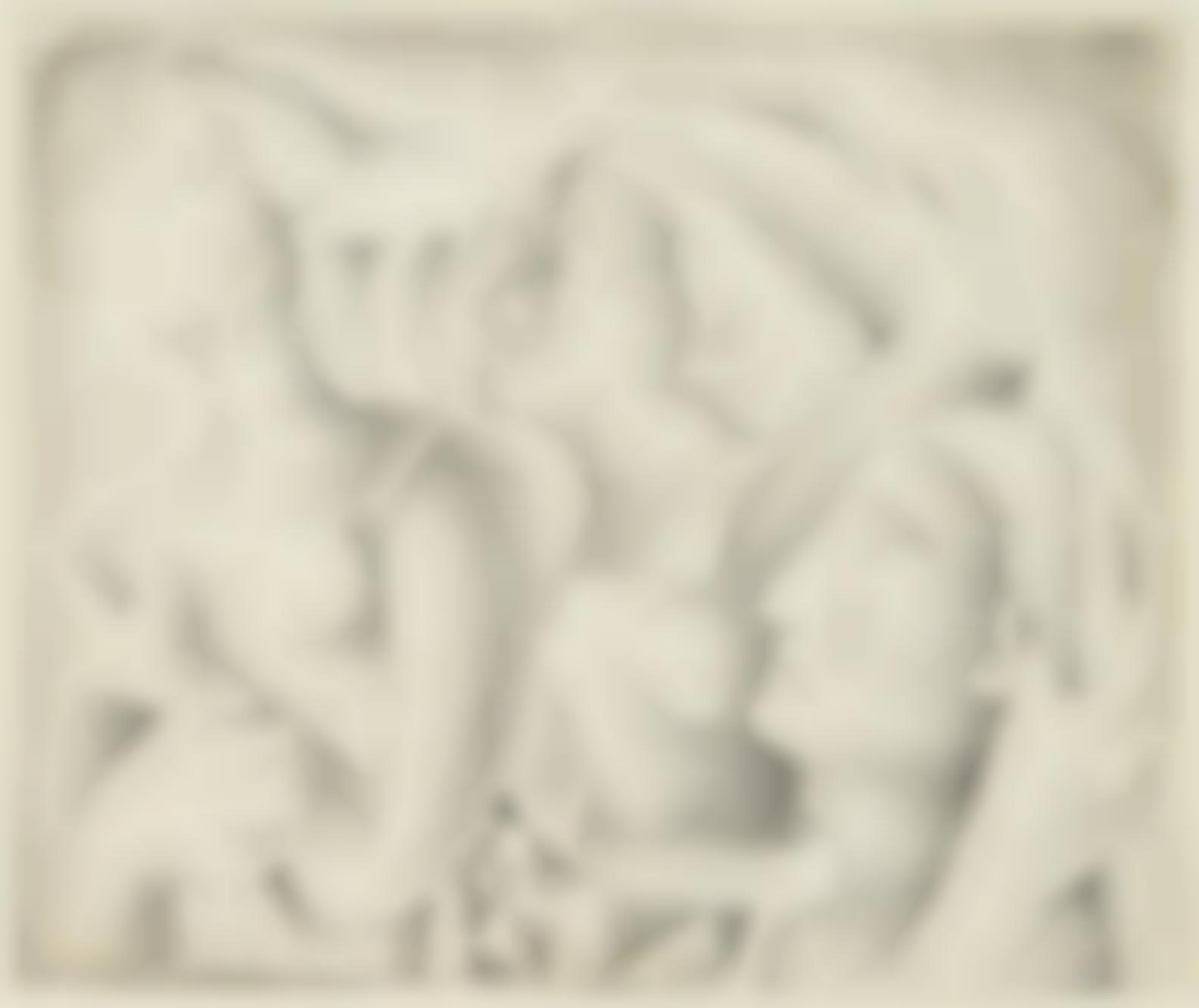 Rene Portocarrero-Tres Mujeres-1942