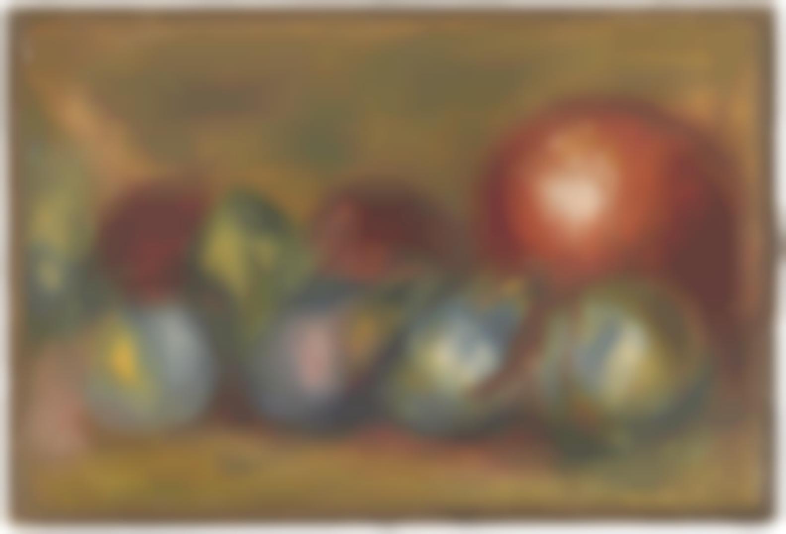 Pierre-Auguste Renoir-Les Fruits-