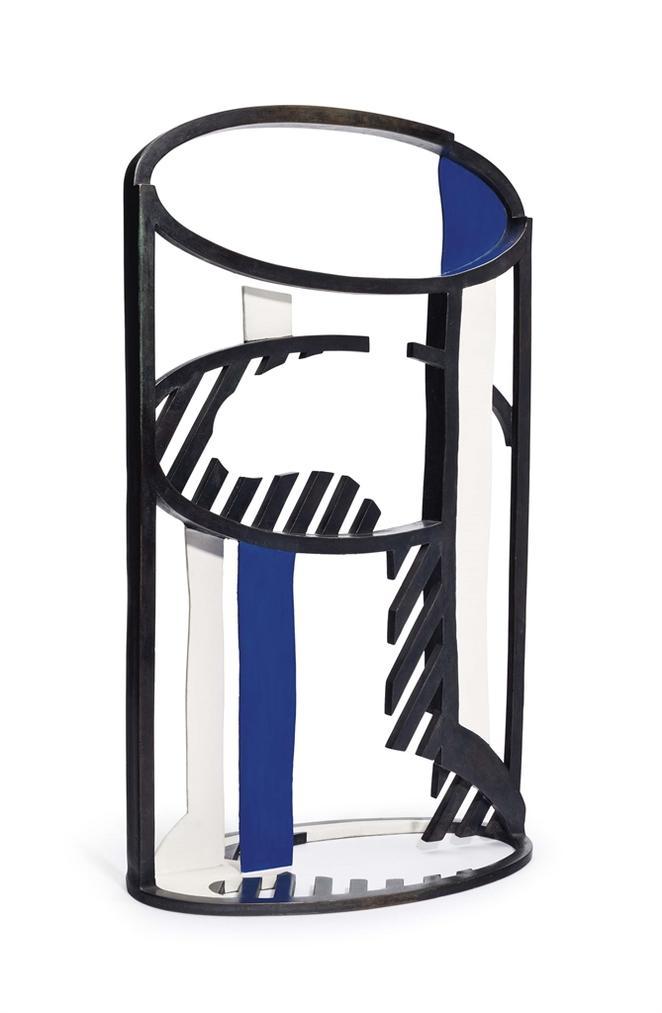 Roy Lichtenstein-Glass I-1977
