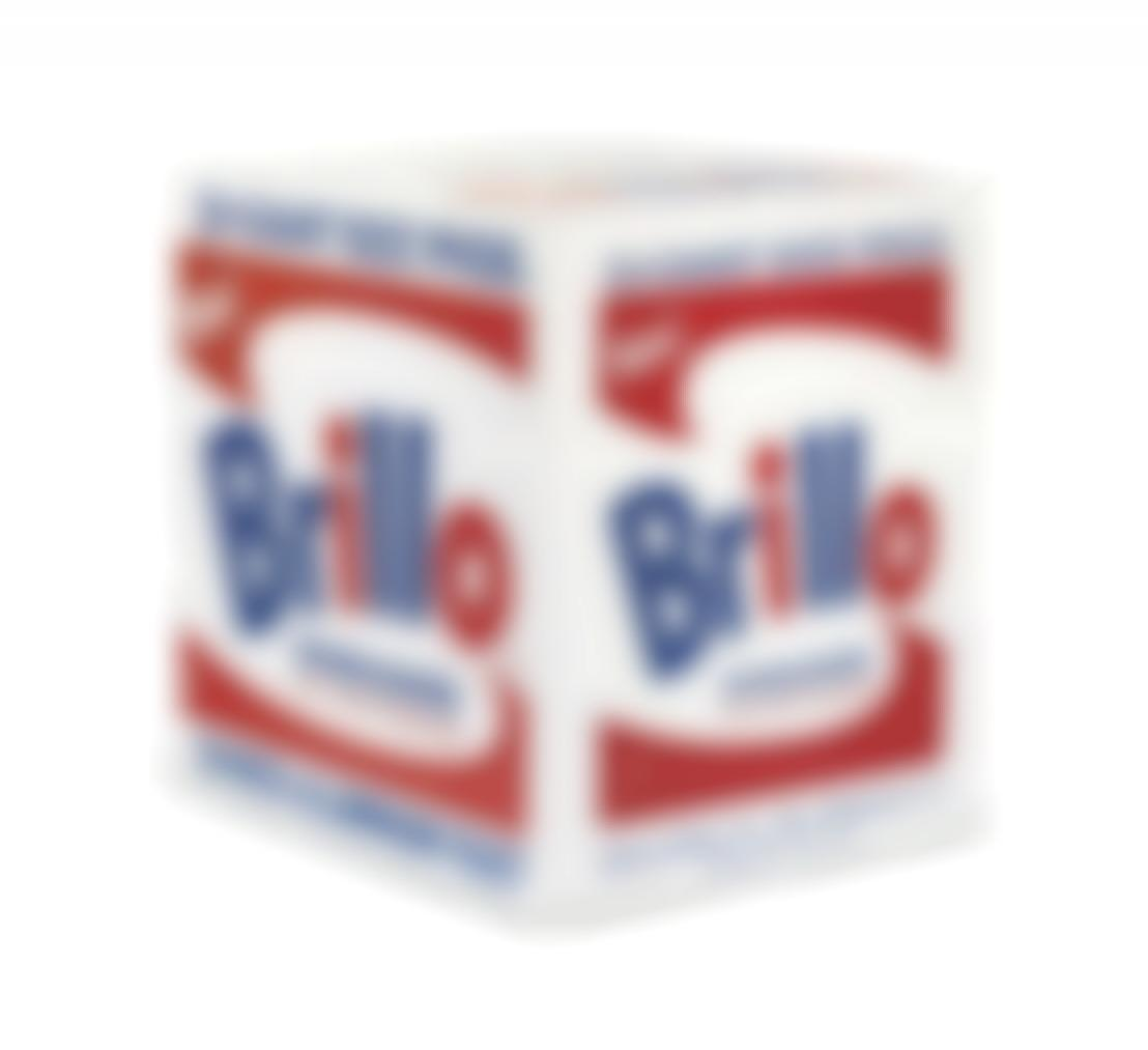 Andy Warhol-Brillo Soap Pads-1969