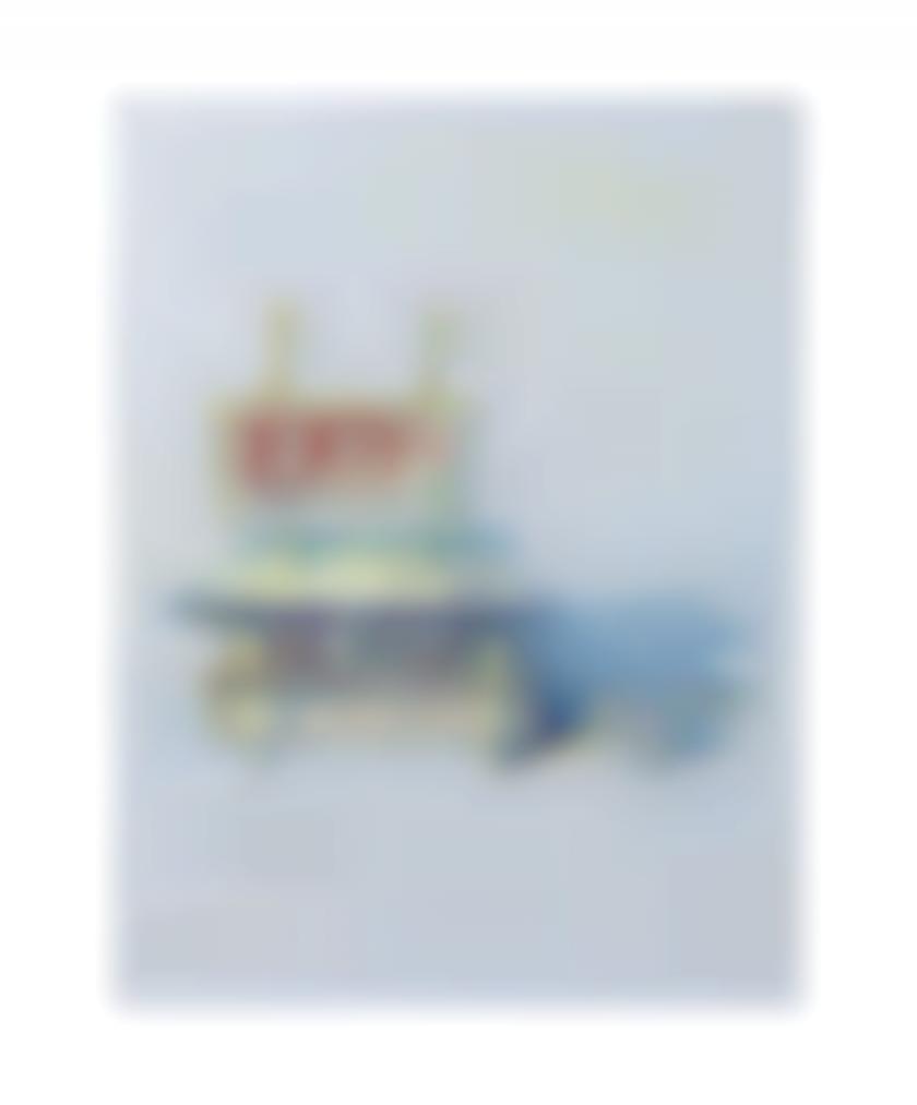 Wayne Thiebaud-Eats & Drinks-2000