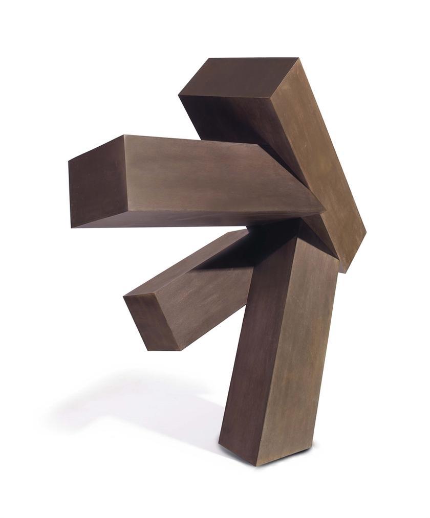 Joel Shapiro-Untitled-1990