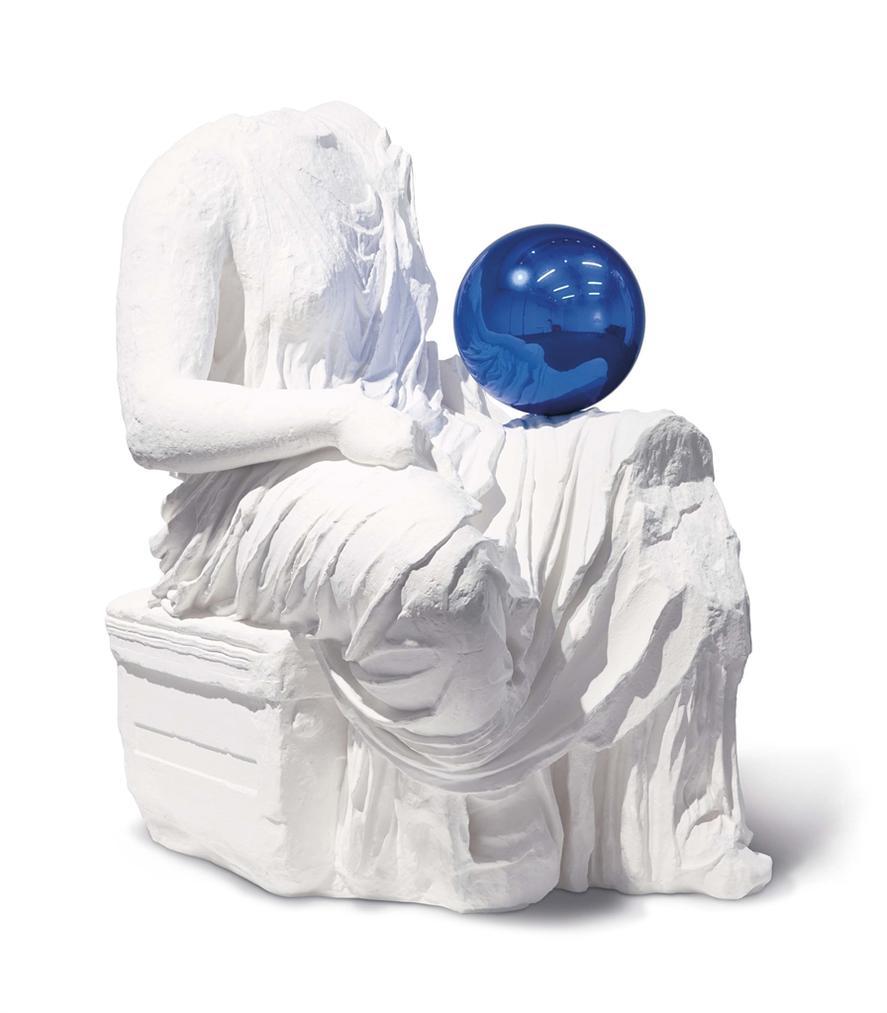 Jeff Koons-Gazing Ball (Demeter)-2014