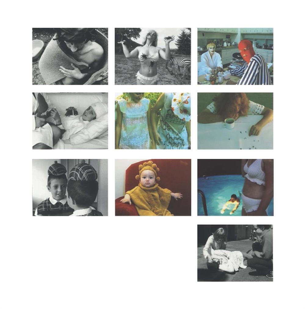 Rosemarie Trockel-Yvonne (Suite Of Ten)-1997