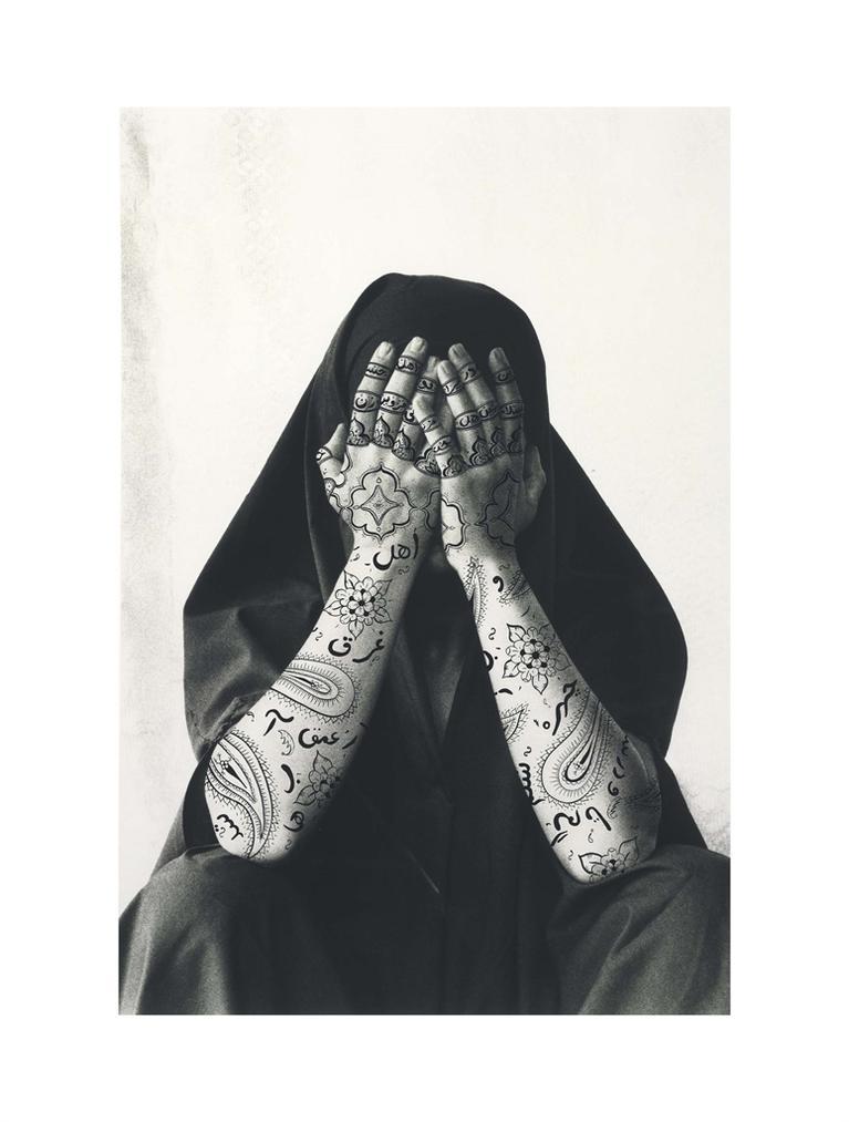 Shirin Neshat-Stripped-1995