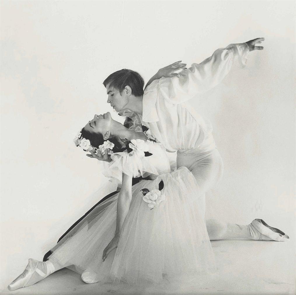 Cecil Beaton-Rudolf Nureyev And Margot Fonteyn, C. 1963-1963