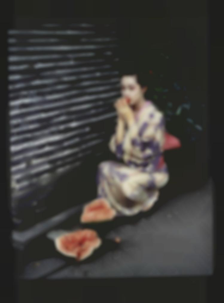 Nobuyoshi Araki-Untitled, From Colourscapes, 1991-1991