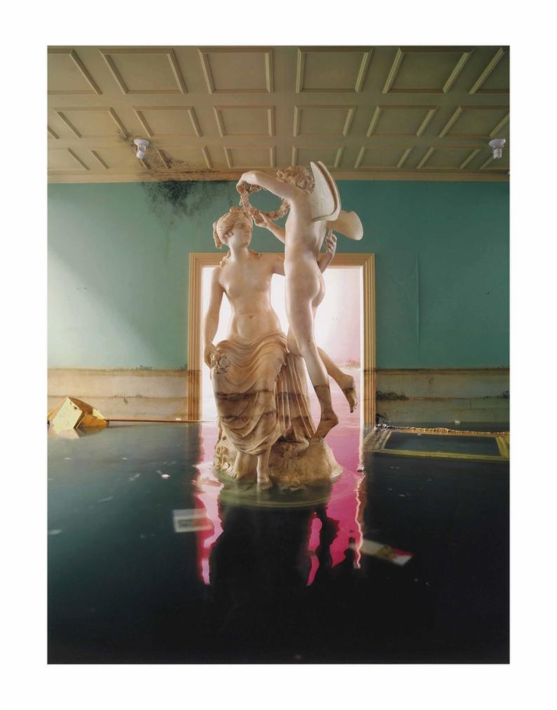 David LaChapelle-Los Angeles, From The Deluge, 2007-2007