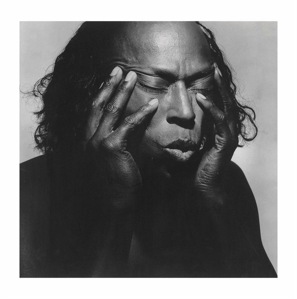 Irving Penn-Miles Davis, New York, 1986-1986