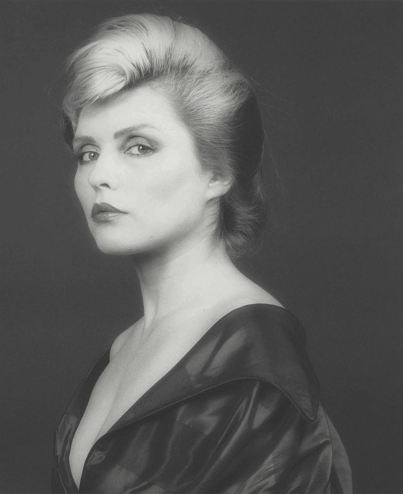 Robert Mapplethorpe-Debbie Harry, 1982-1982