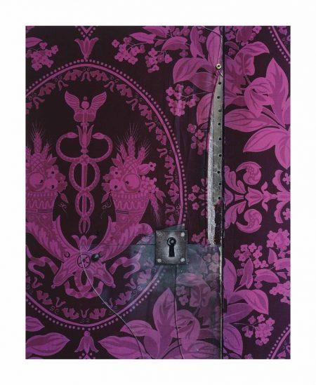 Robert Polidori-Versailles, Attique Du Midi, Detail Of Door And Keyhole #1, 2007-2007