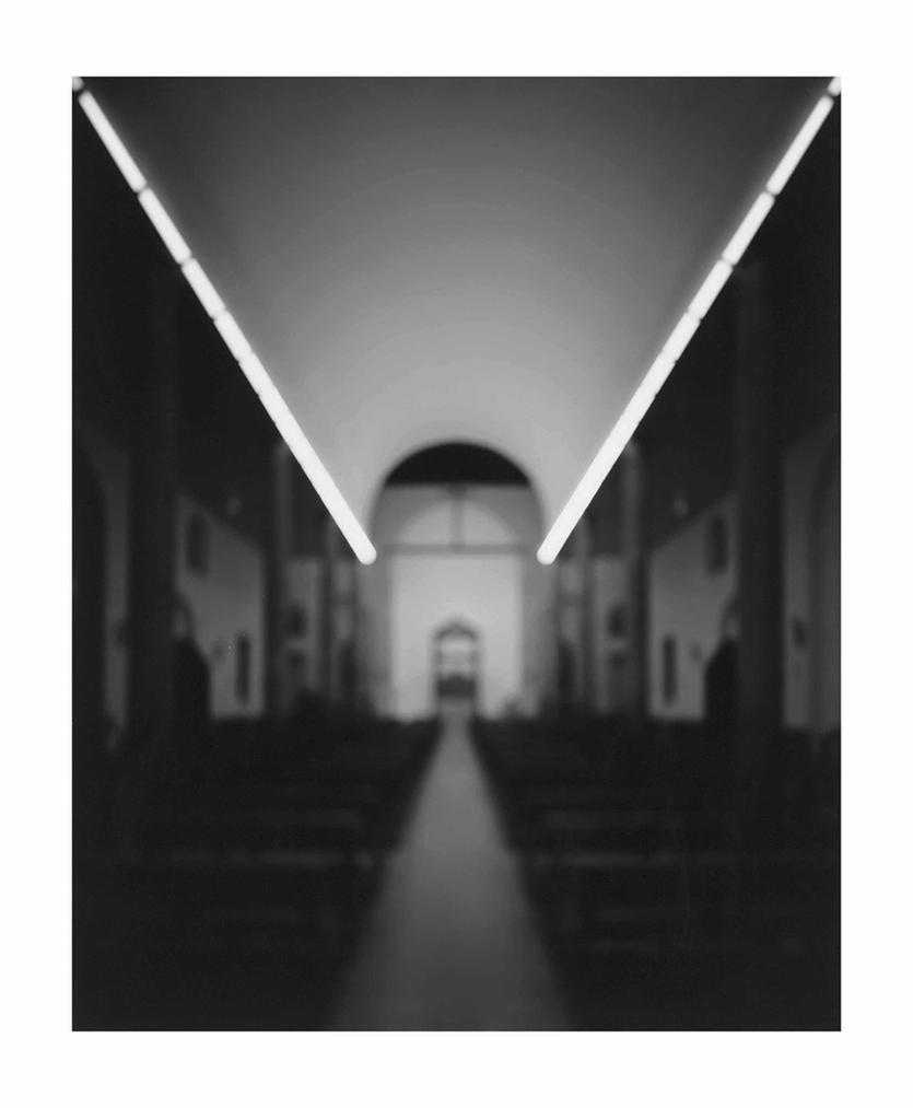 Hiroshi Sugimoto-Chiesa Rossa (Red Church), 1998-1998