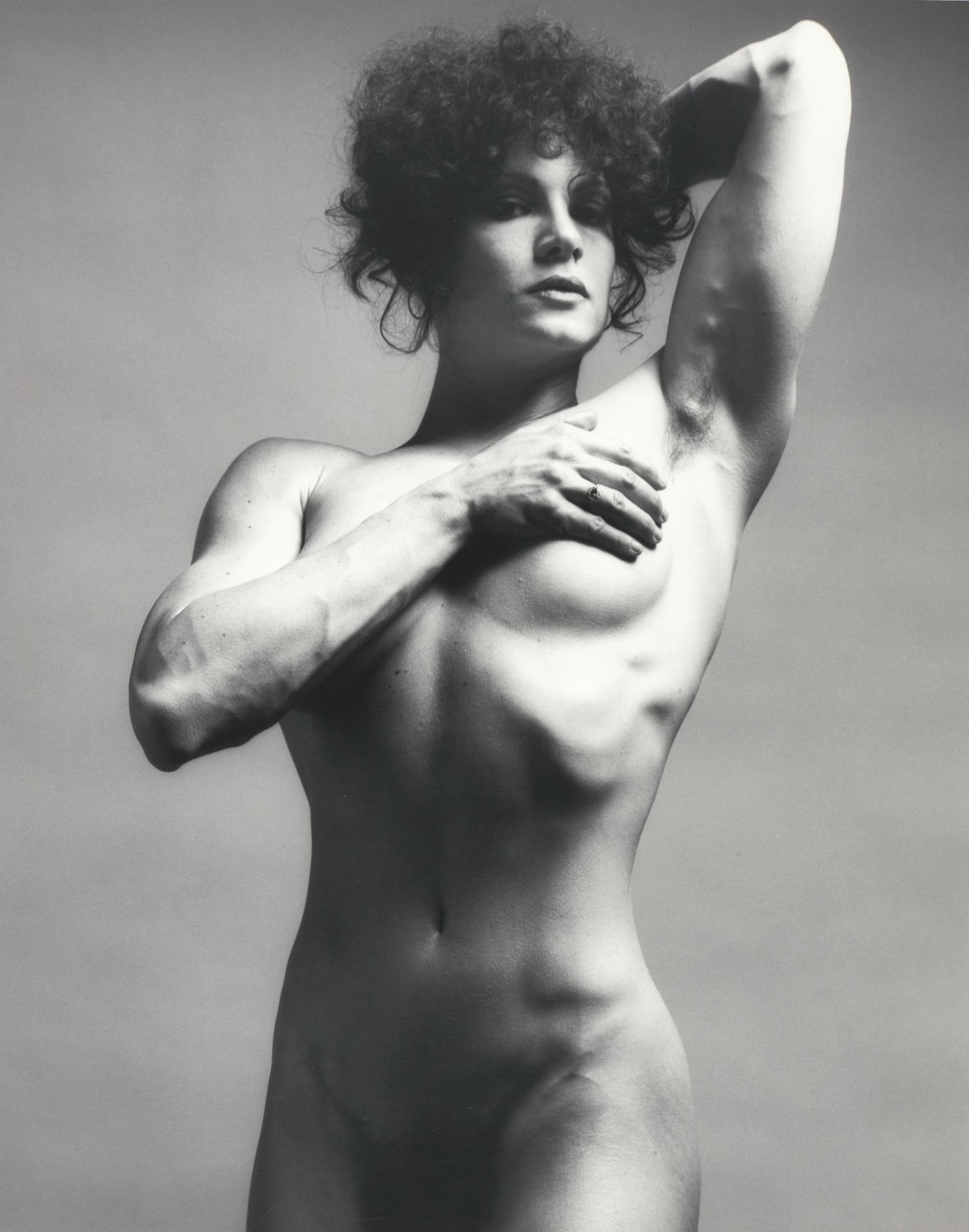 Robert Mapplethorpe-Flex Studies, Front, 1982-1982
