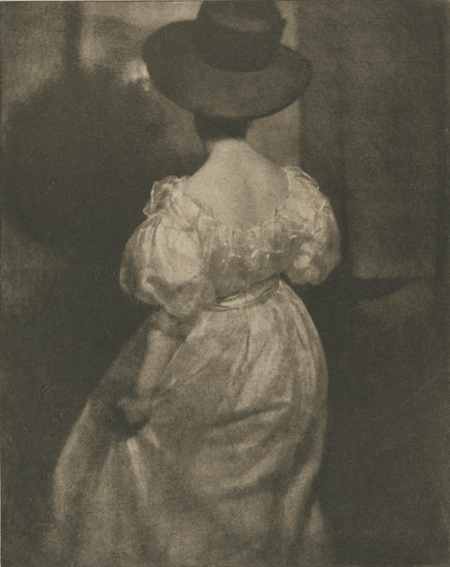 Heinrich Kuhn-Miss Mary, Tyrol, 1910-1910