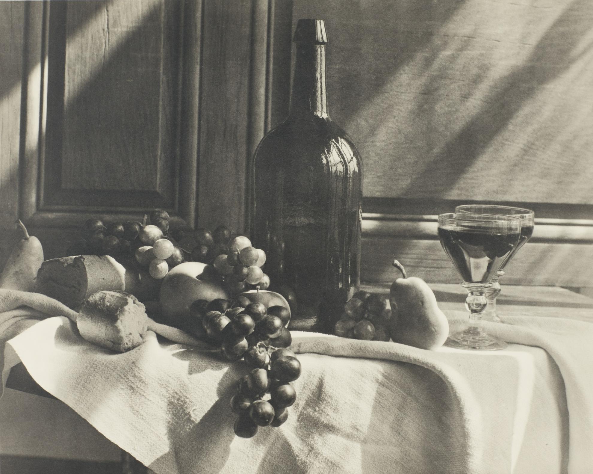 Horst P. Horst-Still Life - Wine Bottle, Ny, 1949-1949
