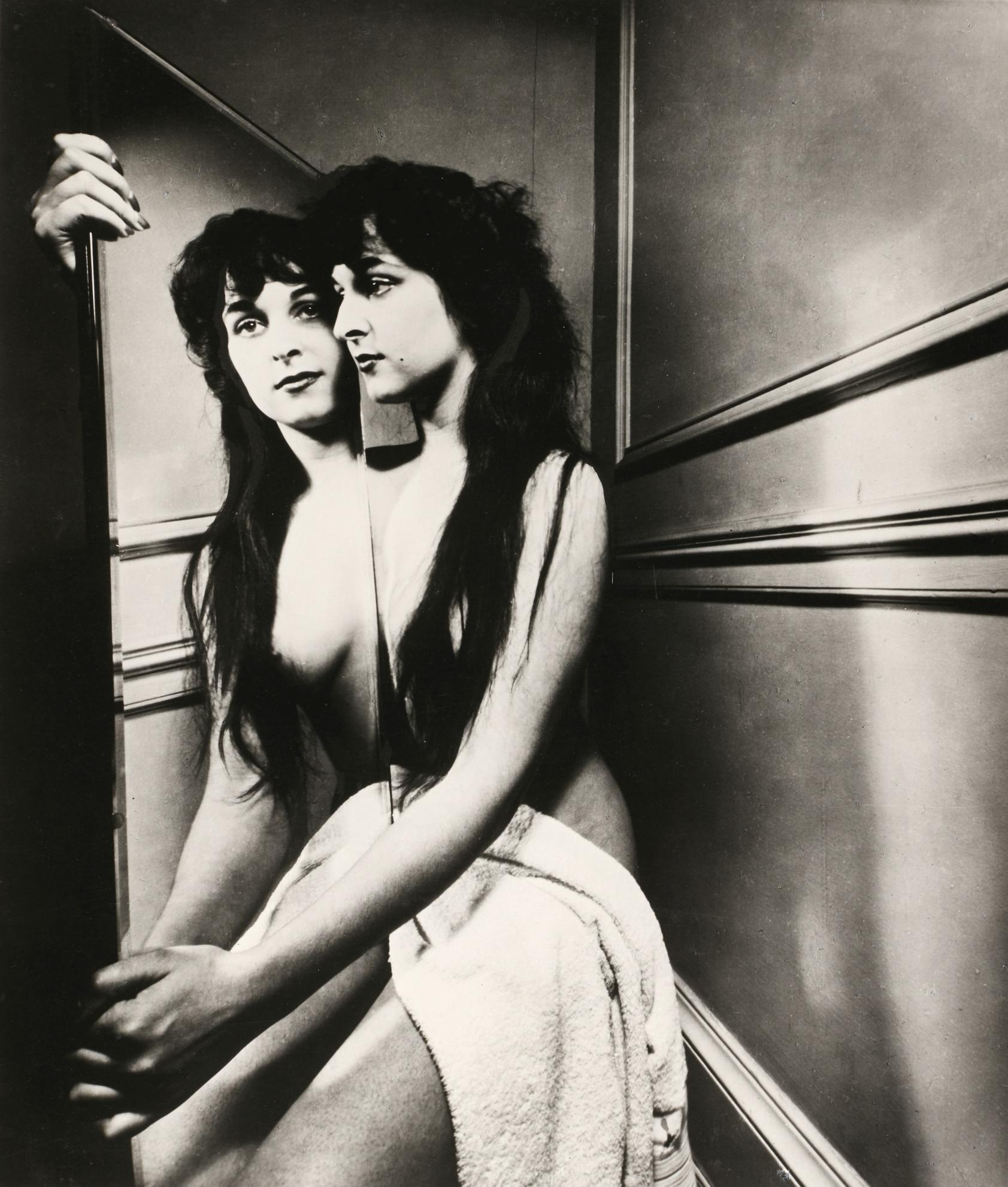 Bill Brandt-Kismet And Mirror, 1953-1953