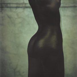Annie Leibovitz-Alek Wek, Clifton Point, 1999-1999