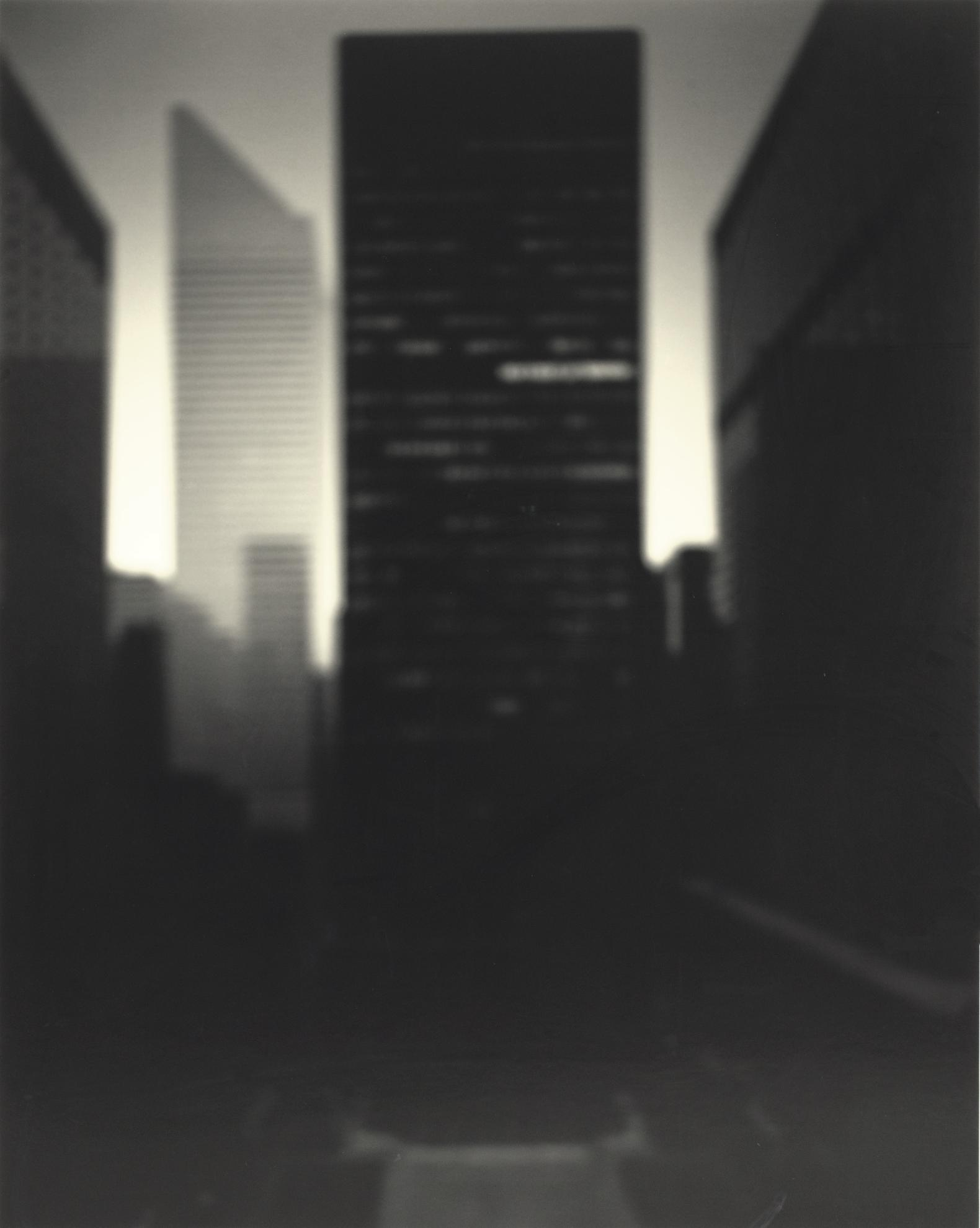Hiroshi Sugimoto-Seagram Building - Ludwig Mies Van Der Rohe, 1997-1997
