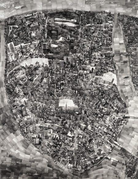 Sohei Nishino - Diorama Map, New York, 2006-2006