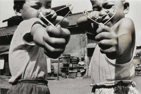 Nobuyoshi Araki-Satchin And His Brother Mabo, 1963-1963