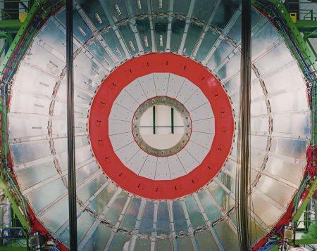 Simon Norfolk-'Untitled (Large Hadron Collider No.2)', 2007-2007