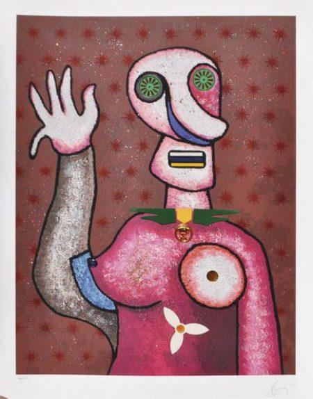 Enrico Baj-Untitled-