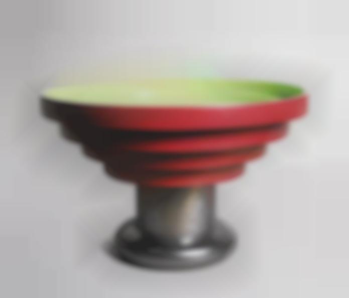 Ettore Sottsass-Large ceramic bowl-1991