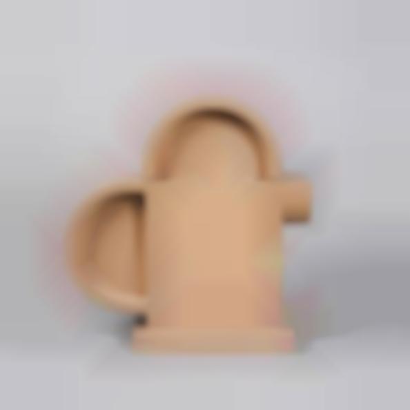 Ettore Sottsass-Teapot Cinnamon-1987