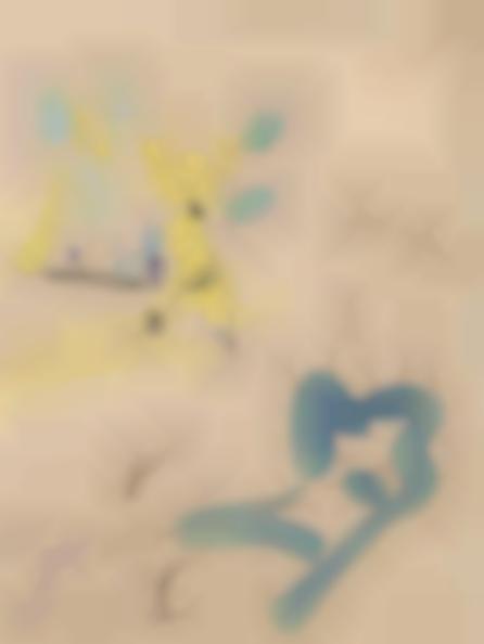 Lucio Fontana-Untitled-1949