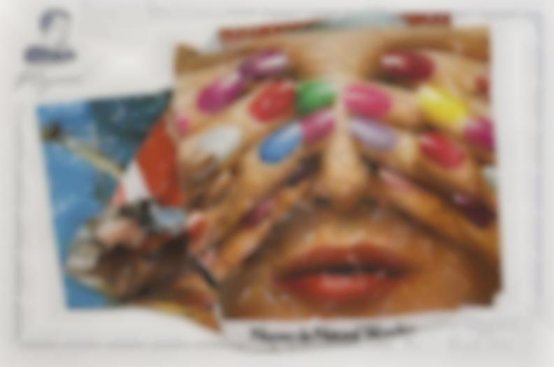Mimmo Rotella-Untitled-1975
