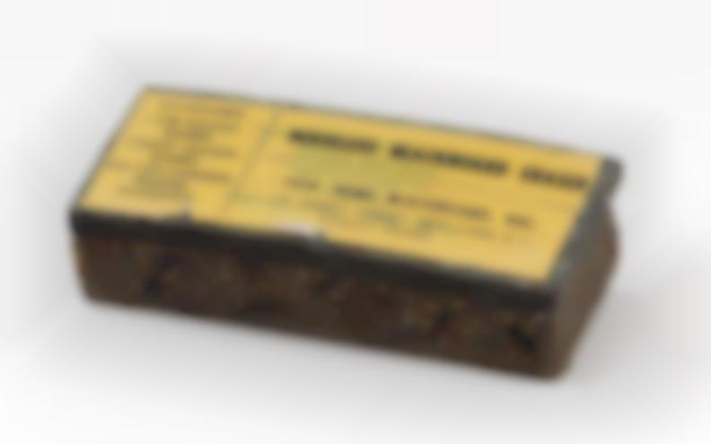 Joseph Beuys-Noiseless Blackboard eraser-1974