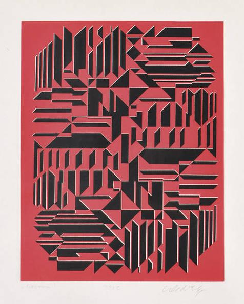 Victor Vasarely-Noorum, o. D.-