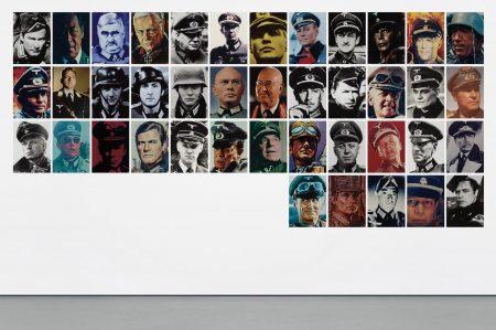 Piotr Uklanski-The Nazis (Set B With 41 Works)-1999