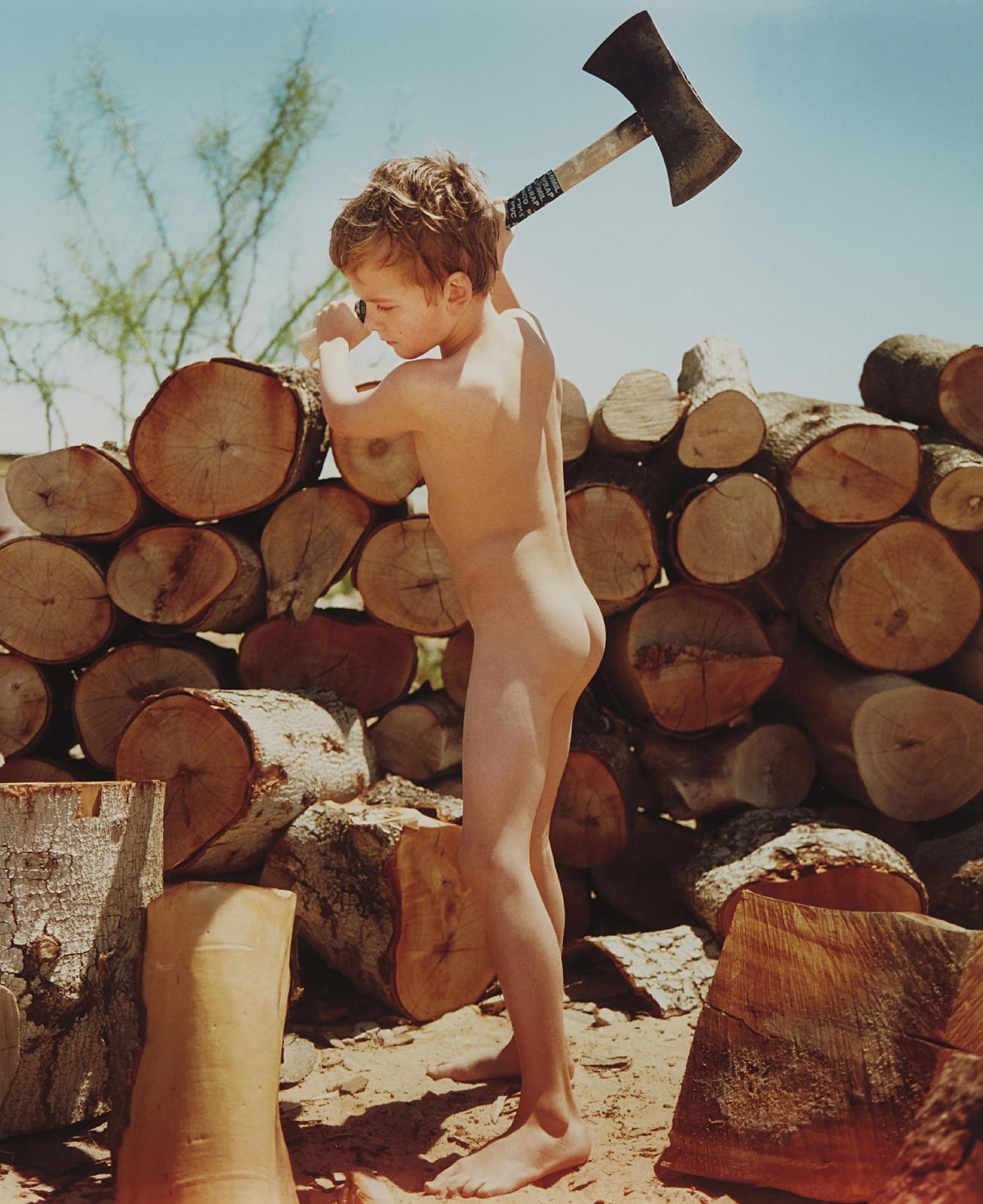 Jack Pierson-Self Portrait #1-2003