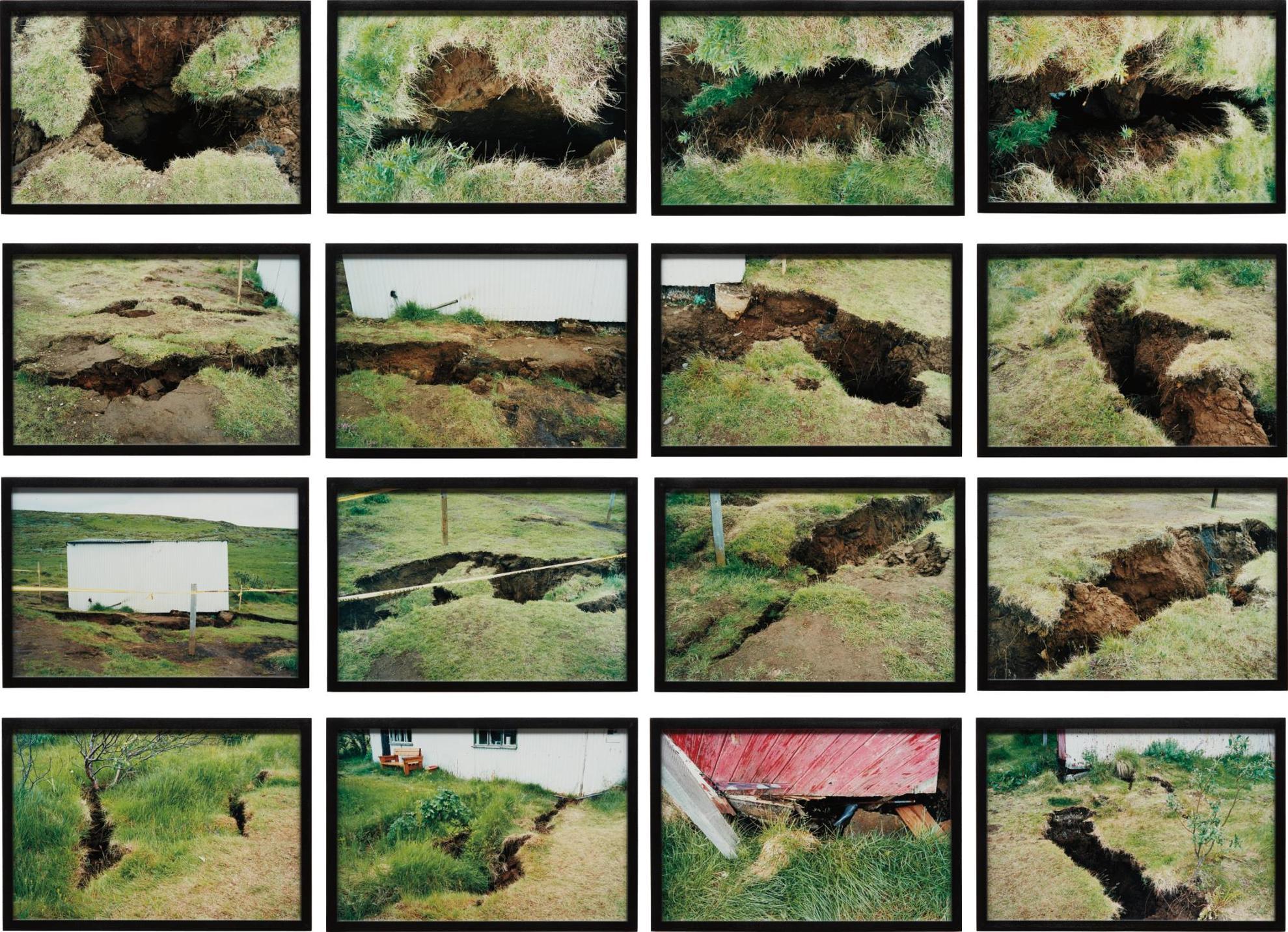 Olafur Eliasson-The Earthquake Series-2000