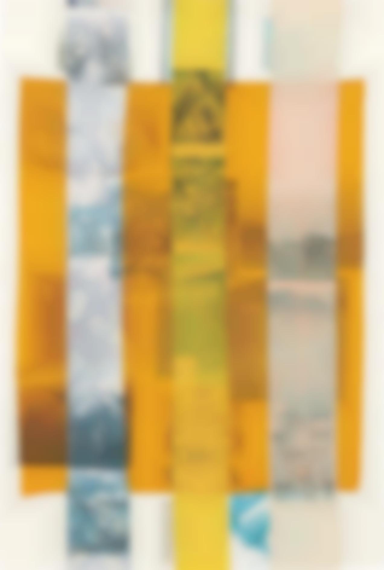 Robert Rauschenberg-Prime-Run (Slide)-1979