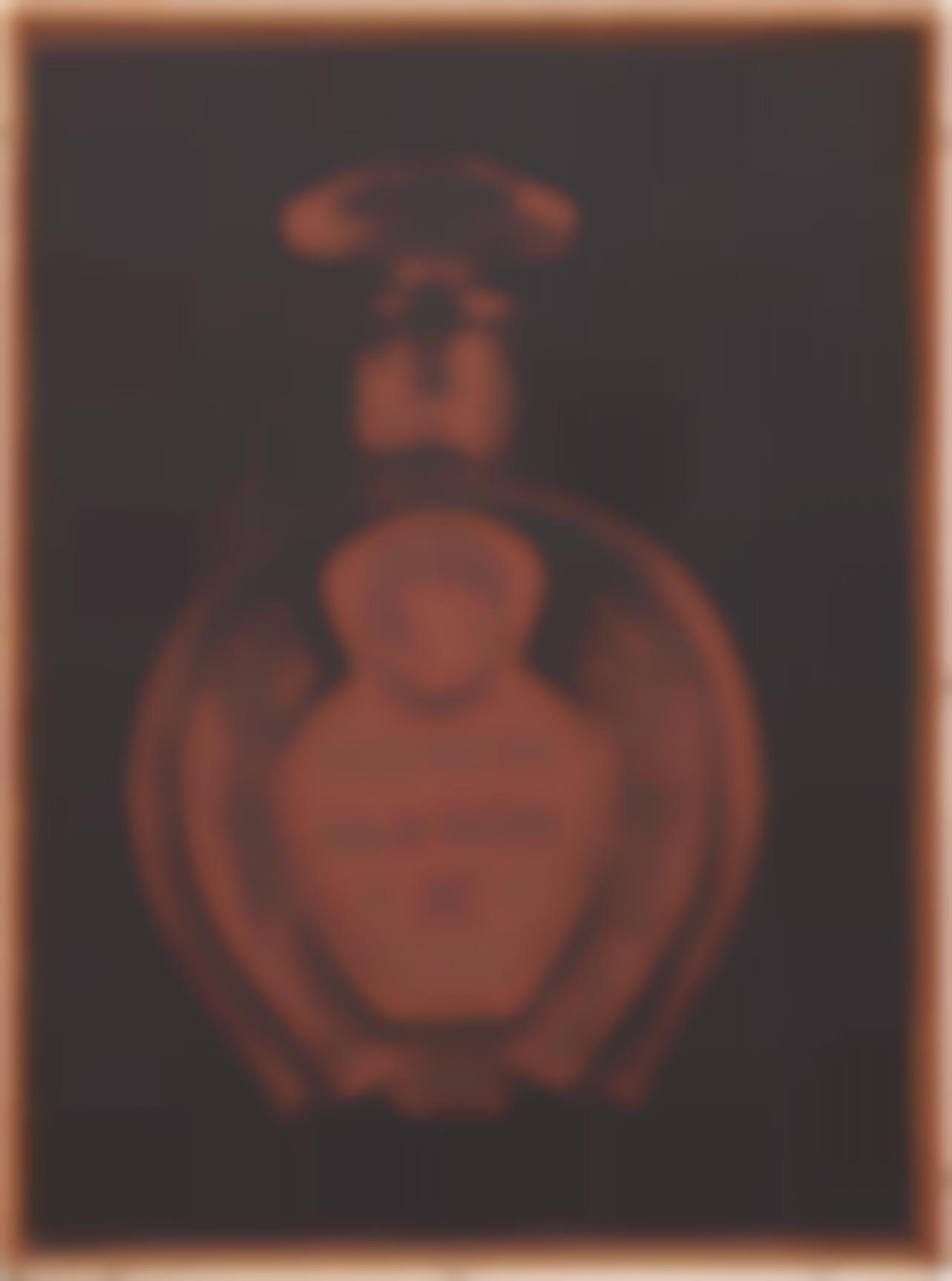 Richard Pettibone-Marcel Duchamp, 'Belle Haleine: Eau De Voilette', 1921 (Violet)-1966
