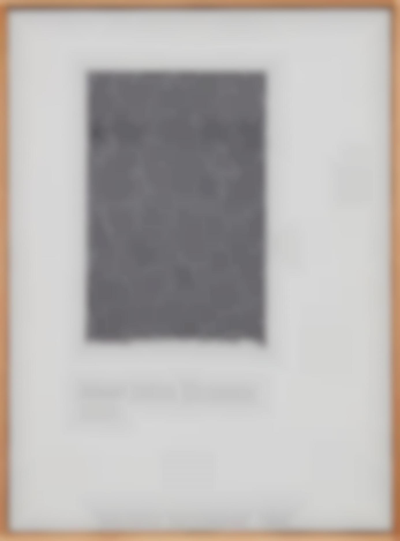 Richard Pettibone-Jasper Johns, 'Tennyson'-1965