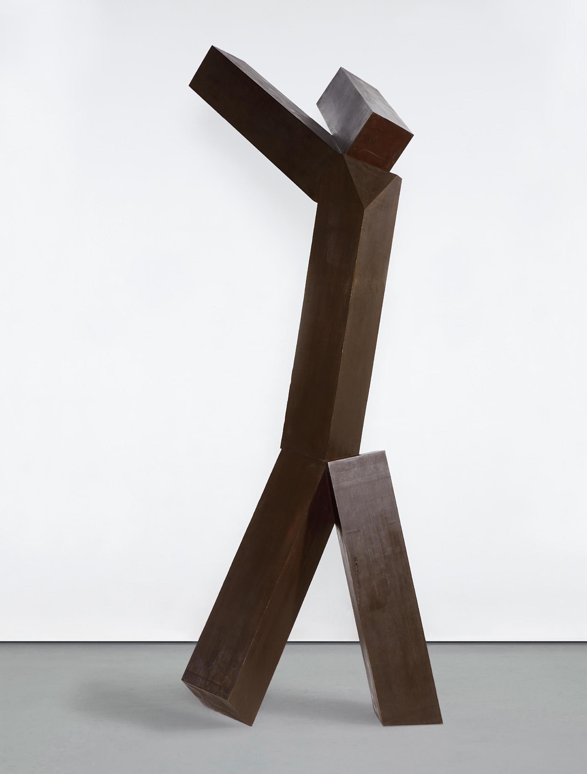 Joel Shapiro-Untitled-1995