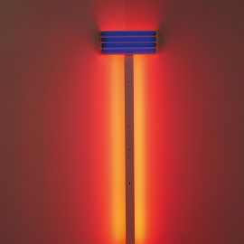 Dan Flavin-Untitled (For Prudence And Her New Baby) A-1992