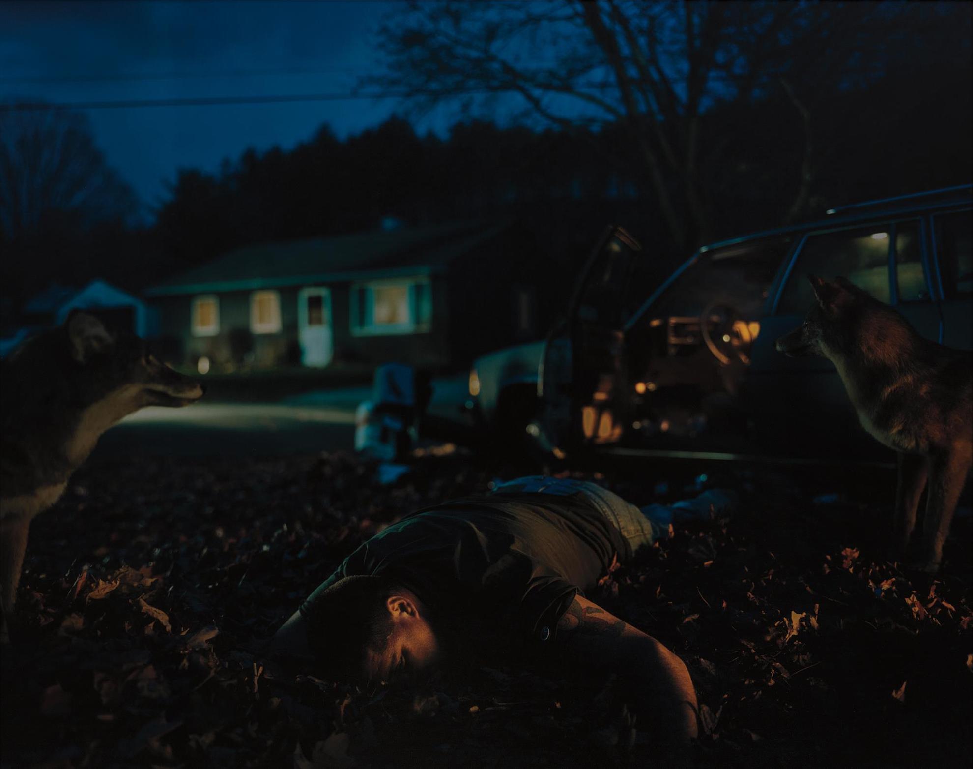 Gregory Crewdson-Untitled (Bud Man)-1999