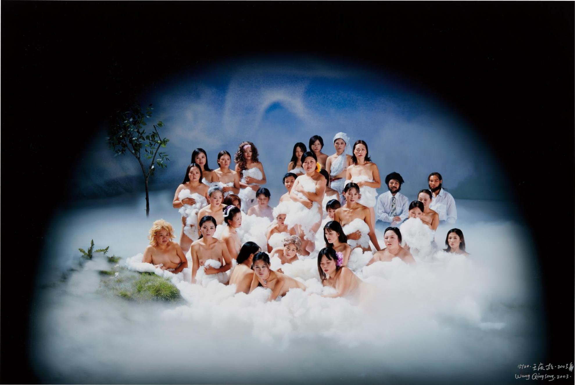 Wang Qingsong-Heaven-2003
