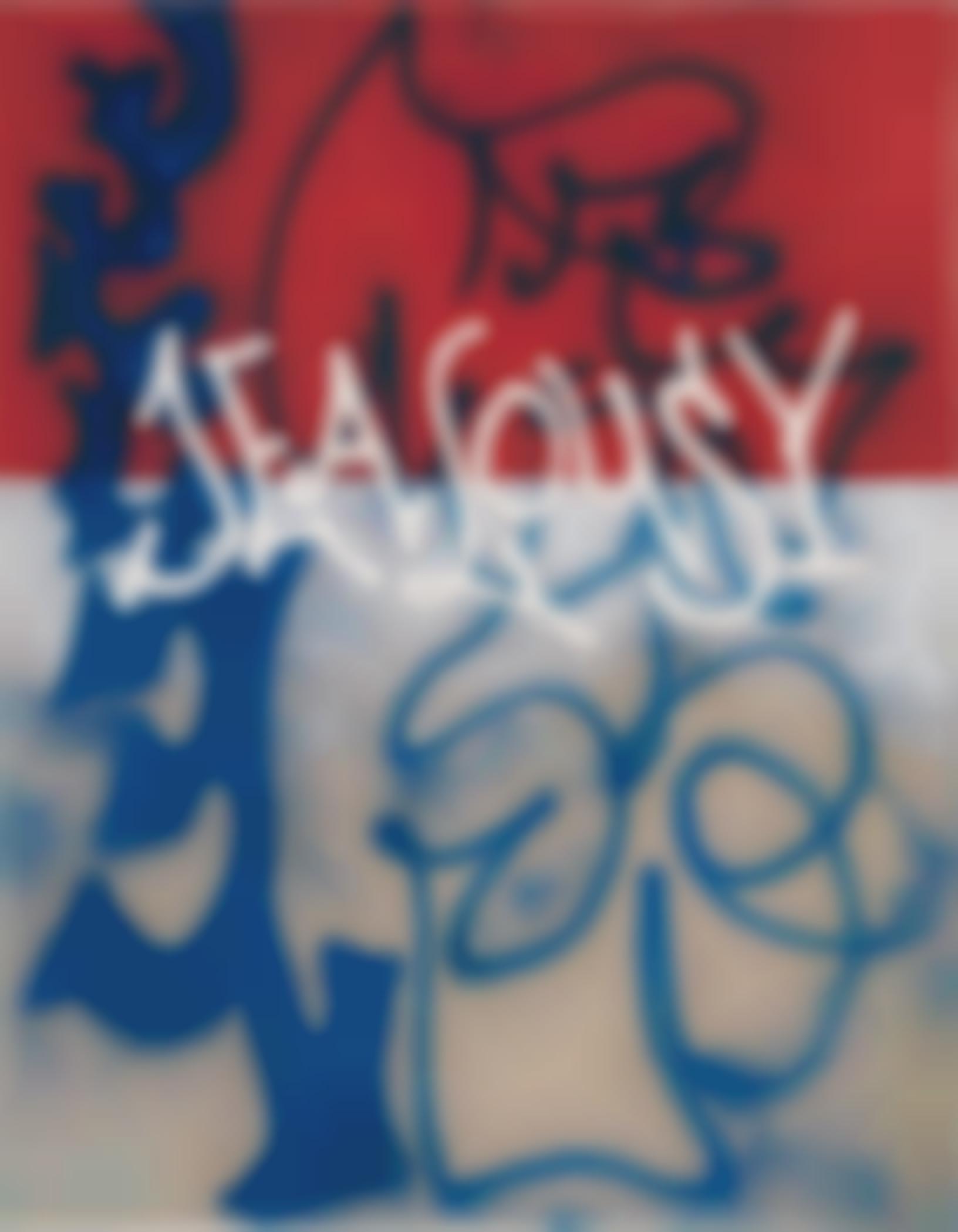 Ida Ekblad-Jealousy-2014