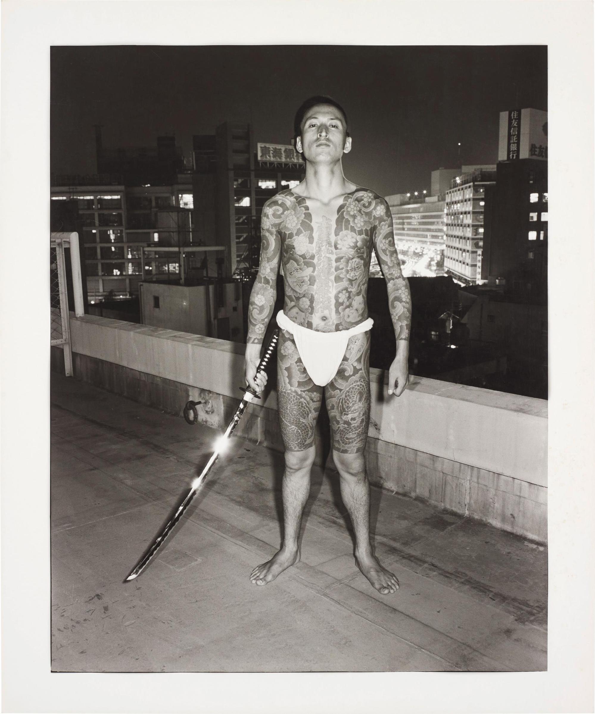 Seiji Kurata - [Irezumi No Otoko] Tattooed Man From Flash Up-1975