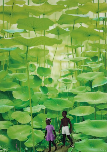 Ruud Van Empel-Boy & Girl-2008